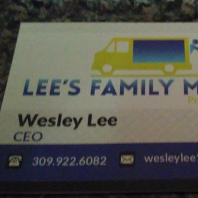 Avatar for Lee's Family Moving