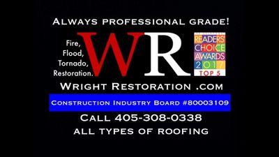 Avatar for Wright Restoration Oklahoma City, OK Thumbtack