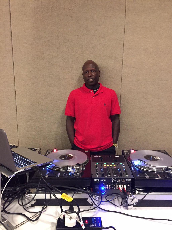 DJ Darryl Steele