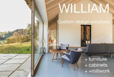 Avatar for WILLIAM CUSTOM FURNITURE & CABINETRY