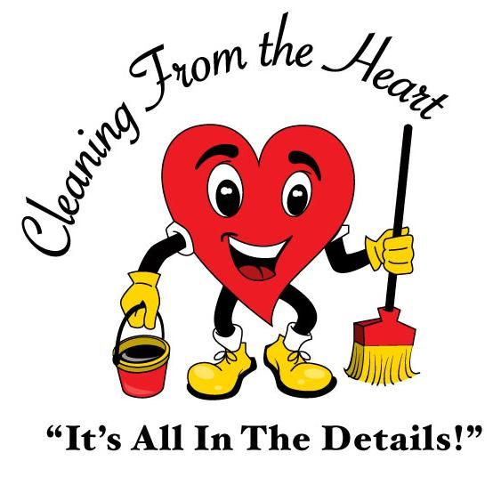 """Cleaning From the Heart  """"It's All In The Details"""""""