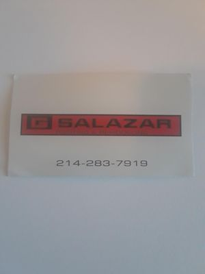 Avatar for Gsalazar Painting and Remodeling Dallas, TX Thumbtack
