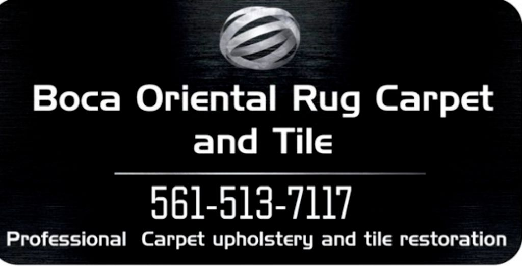 Boca Oriental Rug carpet And Tile