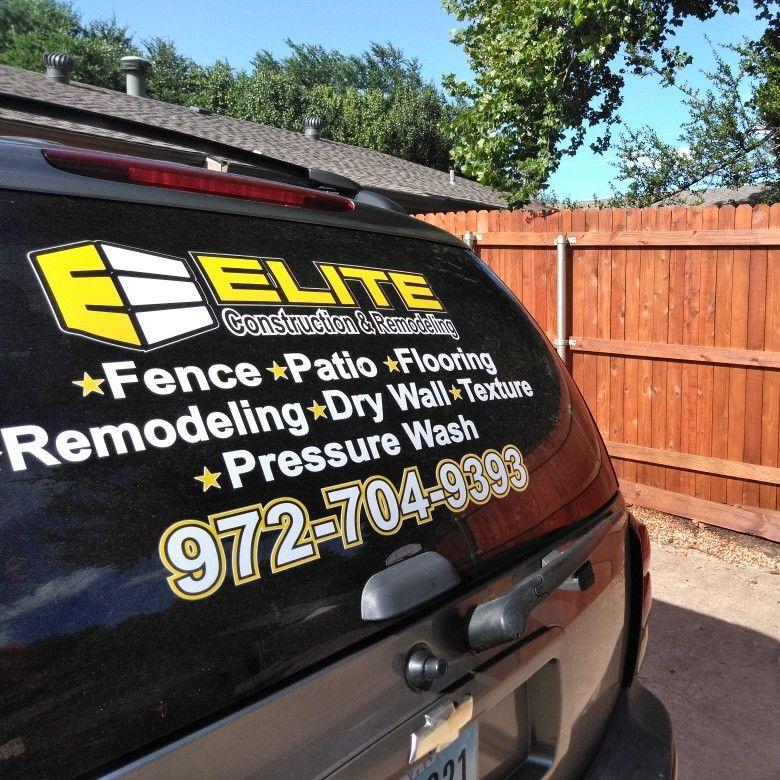 Elite Construction & Remodeling