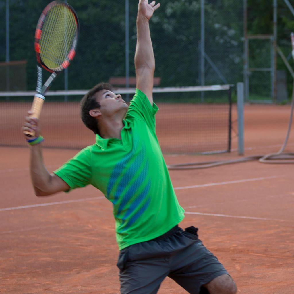 Performance Tennis Lessons