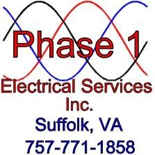 Avatar for Phase 1 Electrical Services Inc Suffolk, VA Thumbtack
