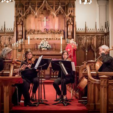 The Saint Paul String Quartet