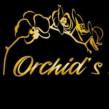 Orchid's Floral Touch