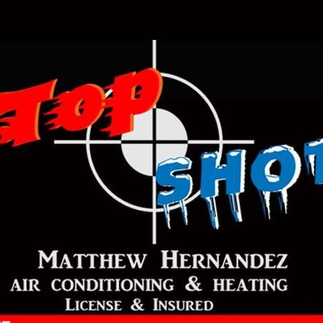 Top Shot AC and Heating