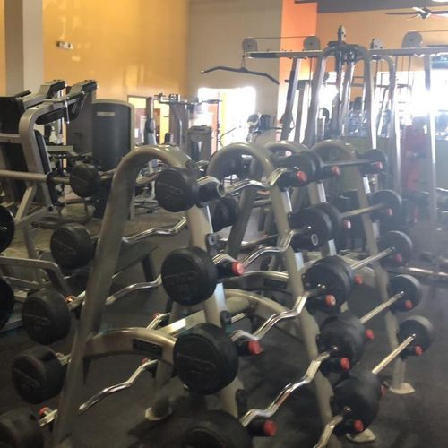 My gym. Anytime Fitness Independence and Legacy in Plano!