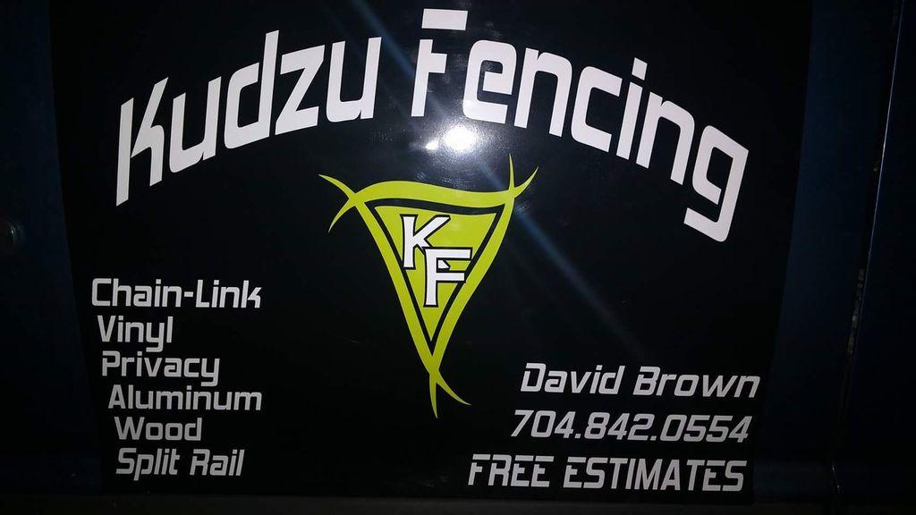 Kudzu Fencing