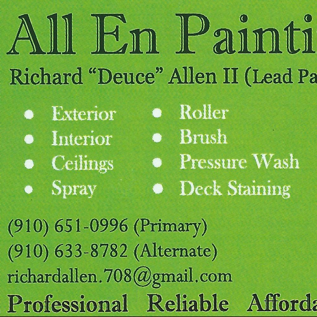 All En Painting