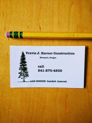 Avatar for travis J. harner construction South Beach, OR Thumbtack