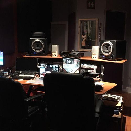 My studio Westside Sound.