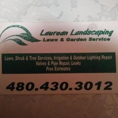 Avatar for Laurean Landscaping Mesa, AZ Thumbtack
