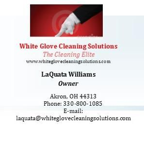 White Glove Cleaning Solutions LLC