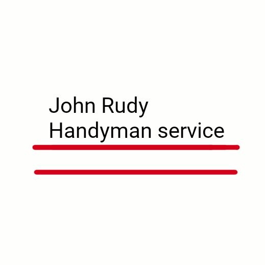 john rudy handyman services llc