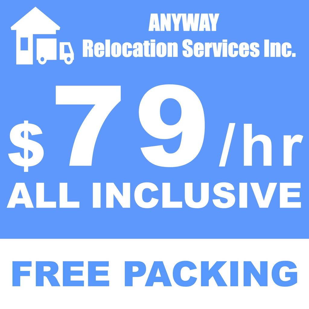 Anyway Relocation Services Inc