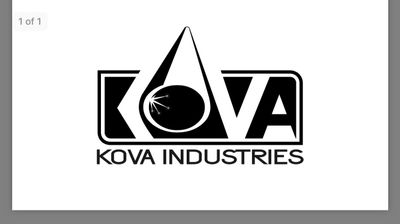 Avatar for Kova Industries