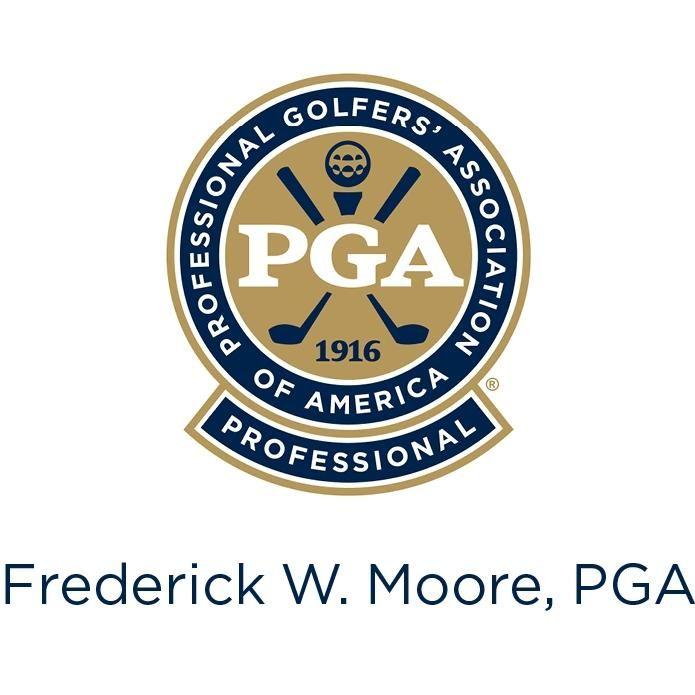 Frederick Moore PGA