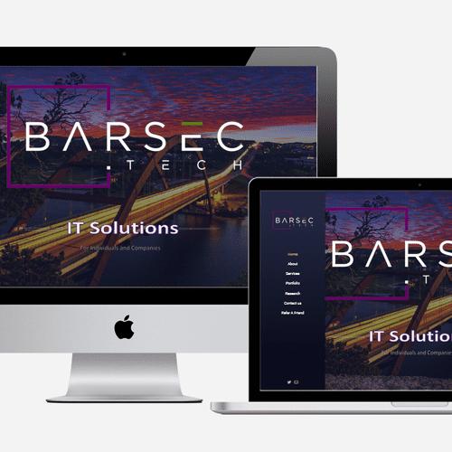 Barsec Homepage