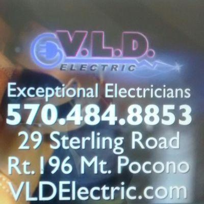 Avatar for VLD Electric Mount Pocono, PA Thumbtack