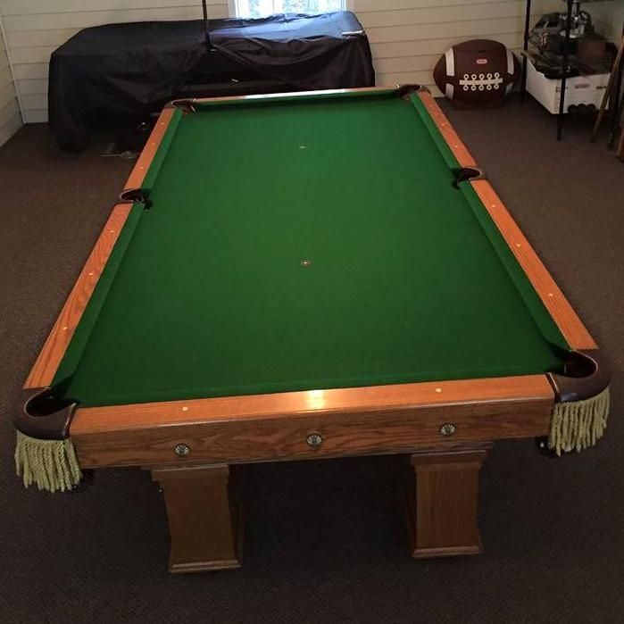 AMERICAN POOL TABLE DOCTORS