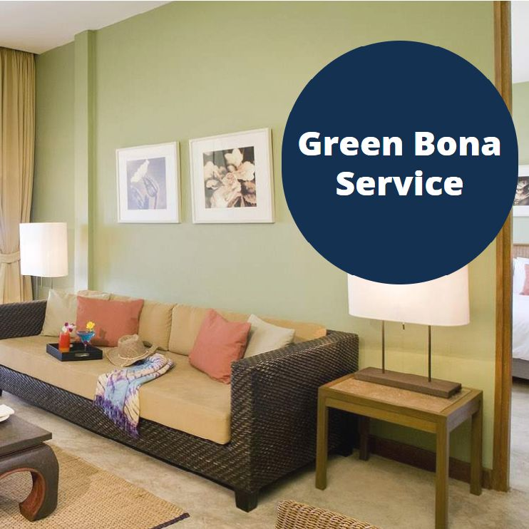 Green Bona Cleaning
