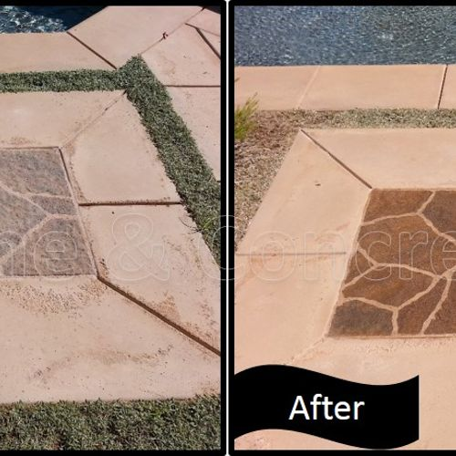 Dramatic changes to exterior flooring.
