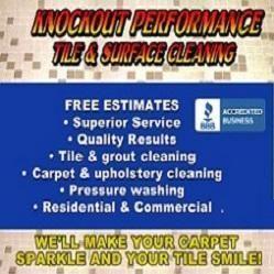 Avatar for Knockout Performance Tile & Surface Cleaning Tucson, AZ Thumbtack