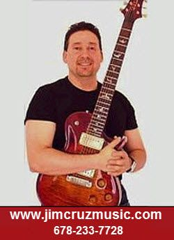 Guitar Lessons with Jimmy Cruz