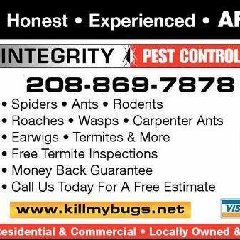 Integrity Pest Control