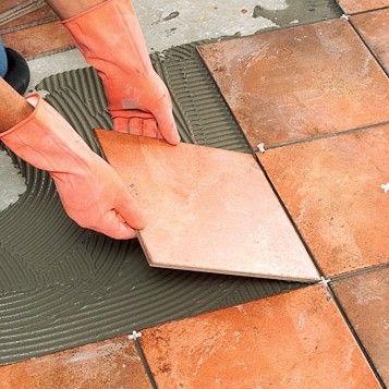 Alexandros Tsakiris custom tile setter