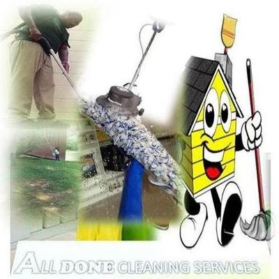 Avatar for All Done Cleaning and Services