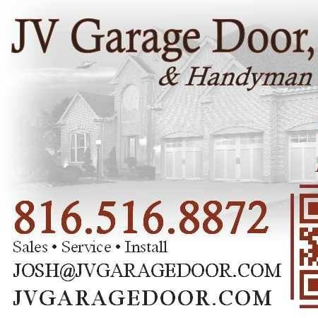 JV Garage Door and Handyman Services
