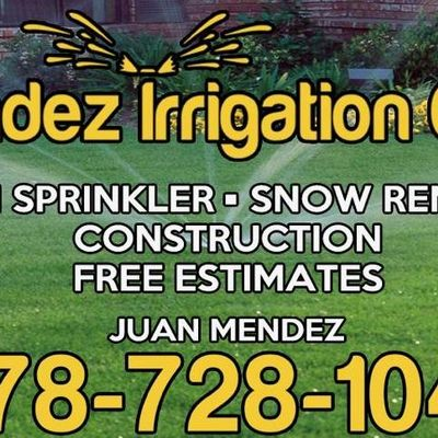 Avatar for Mendez irrigation corp Lynn, MA Thumbtack