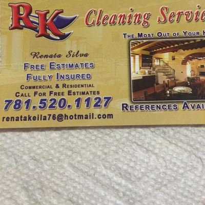 Avatar for Rk Cleaning Services
