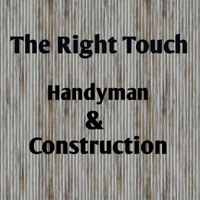 Avatar for The Right Touch, Handyman/Construction Magnolia, AR Thumbtack