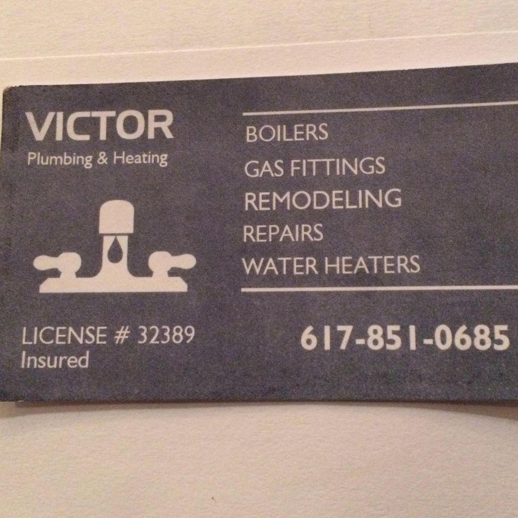 Victor plumbing &heating