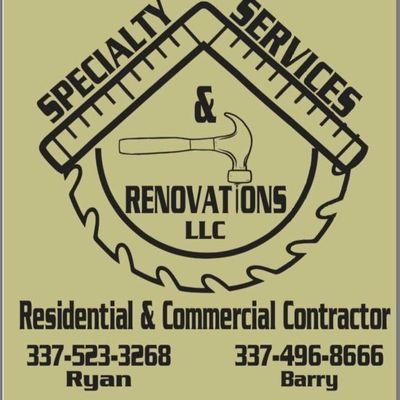 Avatar for Specialty Services and Renovations