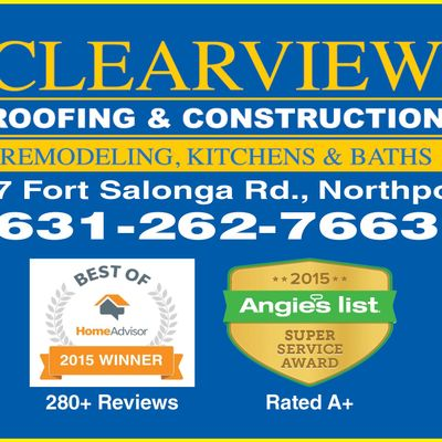 Avatar for Clearview Roofing and Construction Northport