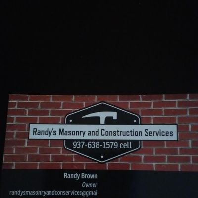 Avatar for Randy's Masonry and Construction Services Urbana, OH Thumbtack