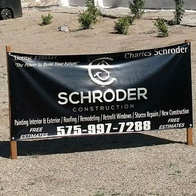 Avatar for Schroder construction LLC Las Cruces, NM Thumbtack