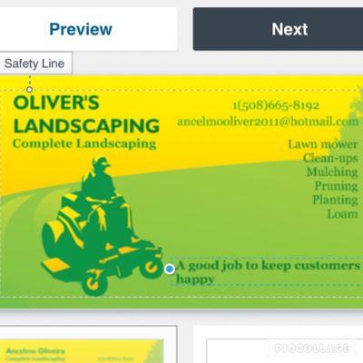 Avatar for Oliver's Landscaping Leominster, MA Thumbtack