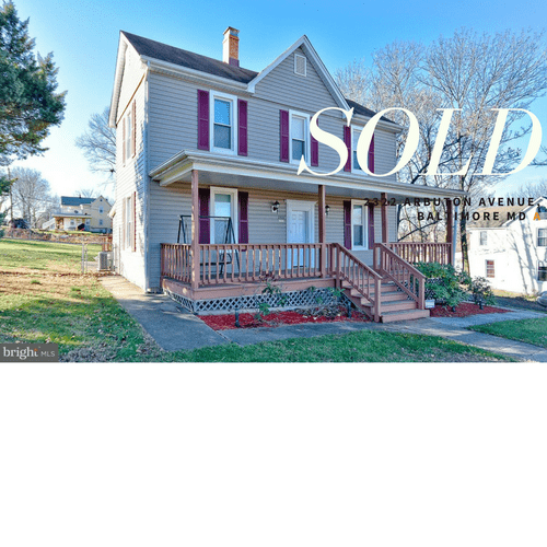Sold in Baltimore, MD