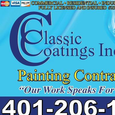 Avatar for Classic Coatings Inc. Coventry, RI Thumbtack