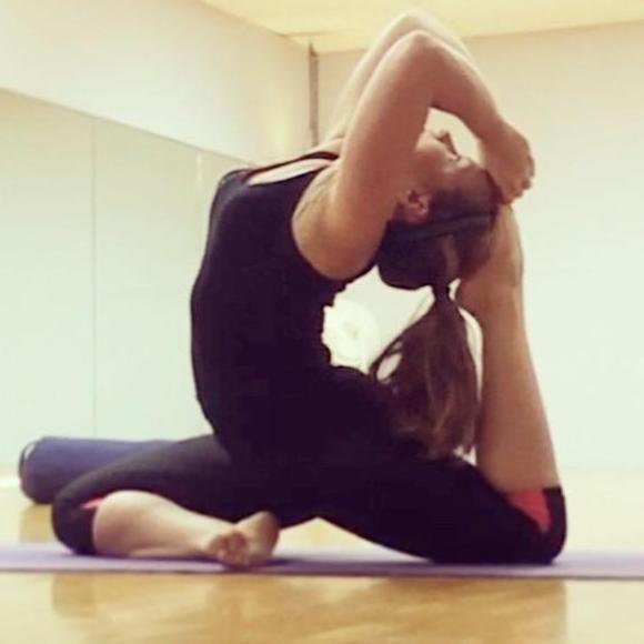 Warrior Yoga Mama