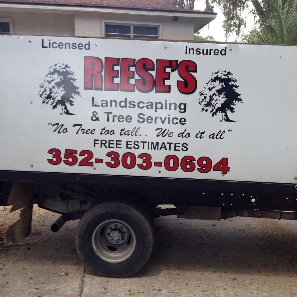 Reese's Landscaping and Tree Service