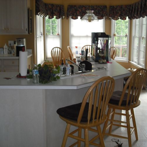 """""""Before"""" Picture of Kitchen remodel in York County"""
