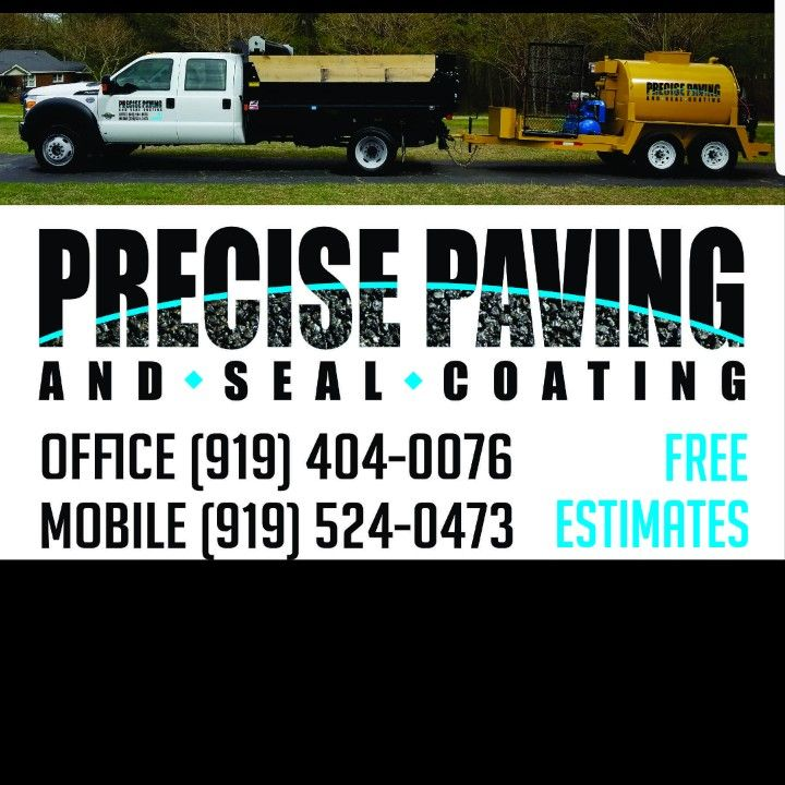 Precise Paving and Sealcoating